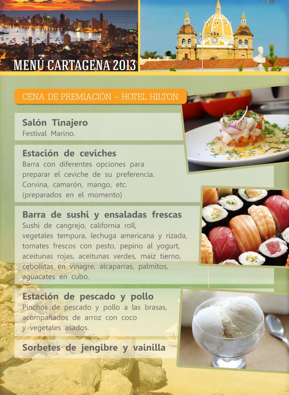 ORIG 2 menu cartagena 11X15cm