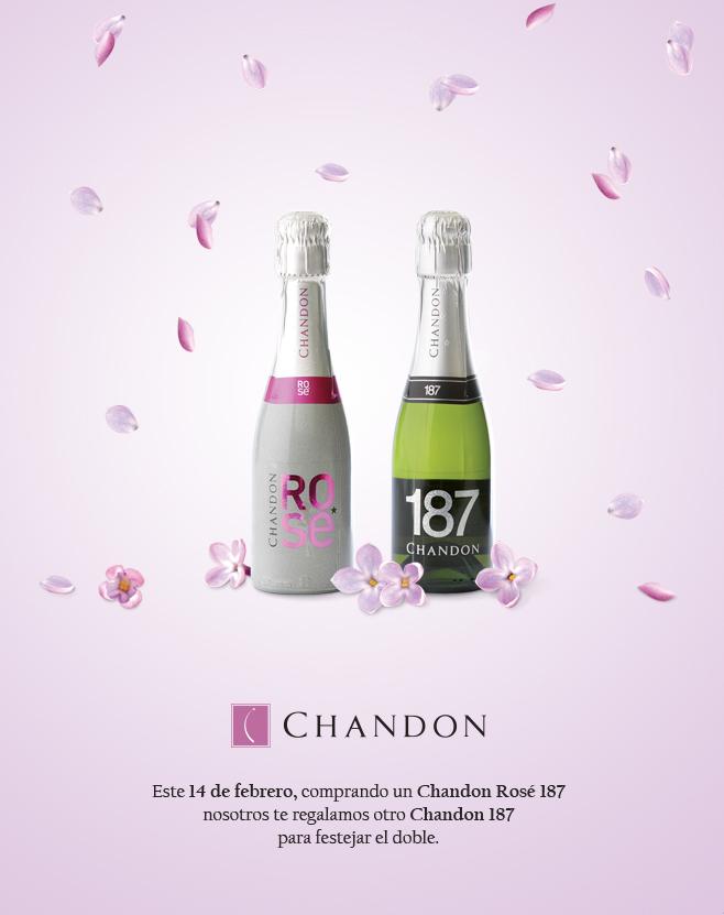 Chandon 14 de febrero